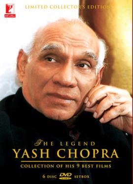 The Legend - Yash Chopra poster