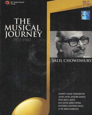 THE MUSICAL JOURNEY SALIL CHOWDHURY ACD