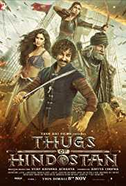Thugs of Hindostan BluRay