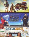 3 in 1-Ferrari Ki Sawaari-Shirin Farhad Ki Toh Nikal Padi-Chalo Dilli DVD