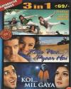 3 in 1-Zindagi Na Milegi Dobara-Kaho Naa Pyar Hai-Koi Mil Gaya DVD