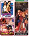 3 in 1 Ziindagi 50-50 - Dream girl - Chameli DVD