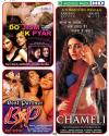 3 in 1 Do Jism Ek Pyar - Best Partner - Chameli DVD