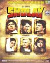 SHOLAY DVD