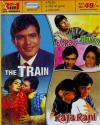 THE TRAIN - JOROO KA GULAM - RAJA RANI 3 IN 1 DVD