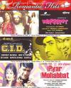 Warrant, C.I.D., Pyar Mohabbat DVD
