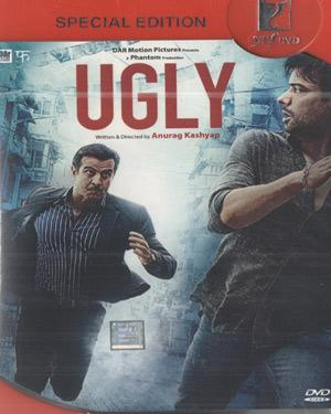 Ugly (2014) poster