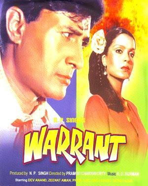 WARRANT  movie