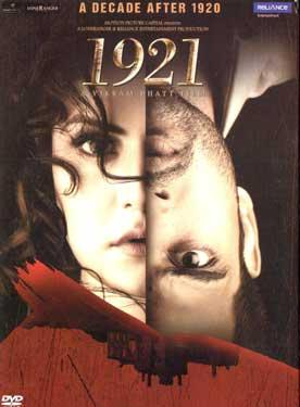 1921 (2018) poster