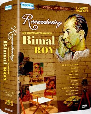 Remembering The Legendary Filmmaker Bimal Roay poster