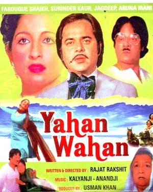 YAHAN WAHAN  movie