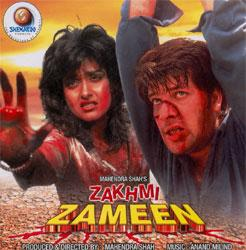 ZAKHMI ZAMEEN  movie