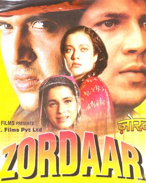 ZORDAAR  movie