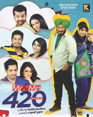 Mr. & Mrs. 420  movie