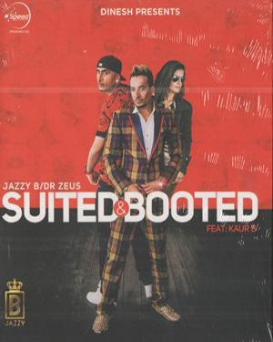 Suited & Booted poster