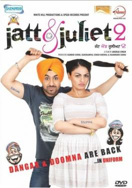 Jatt And Juliet 2  movie
