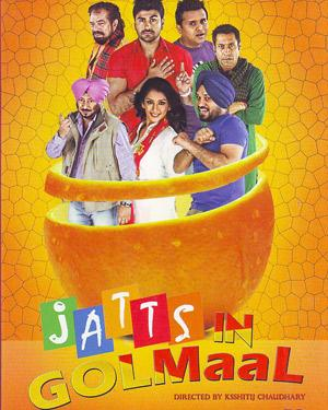 Jatts in Golmaal  movie
