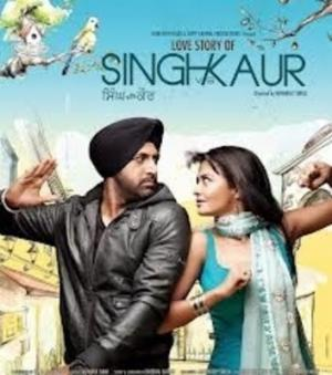 Love Story of Singh VS Kaur DVD