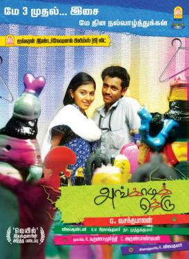 Angadi Theru BluRay
