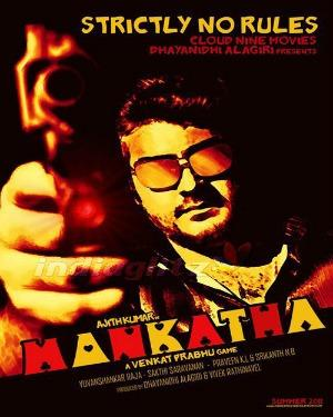 Mankatha BluRay
