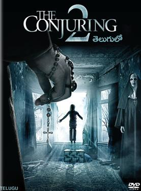 The Conjuring 2 ( Telugu) poster