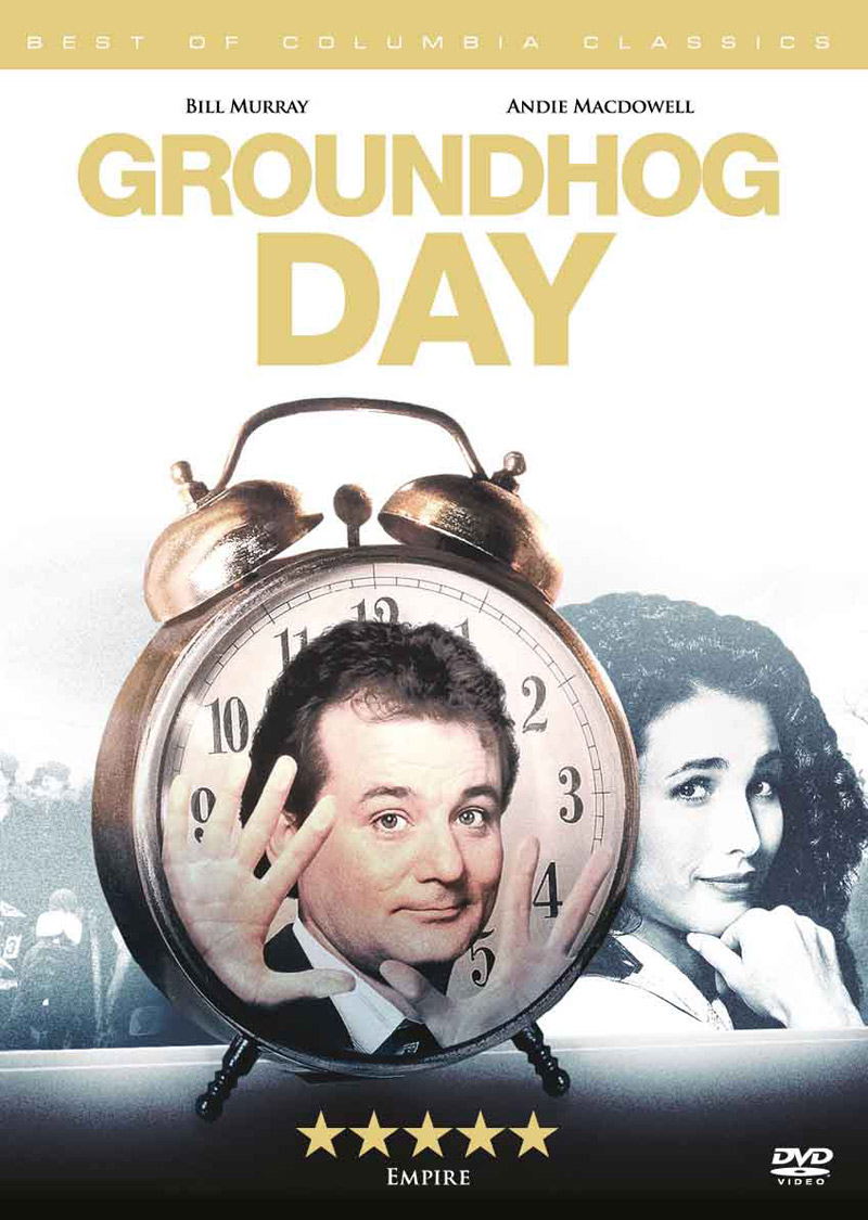 essay about groundhog day movie Every re-watch of groundhog day reveals new layers of complexity the film soars as a redemption comedy and as a screwball romance but on a meta level, it's just as fascinating and textually deep as an allegory for murray and ramis' creative evolution, separately and together, and as a meditation on.