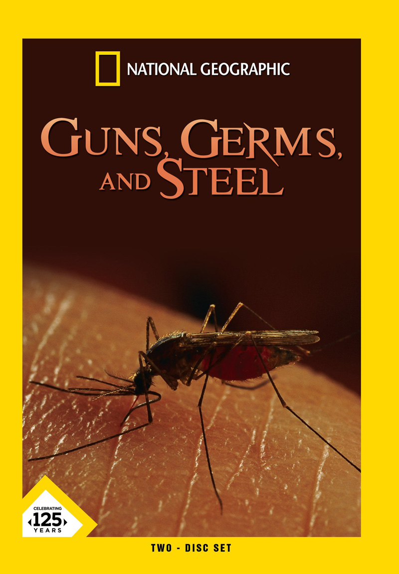 guns germs and steel analytical essay