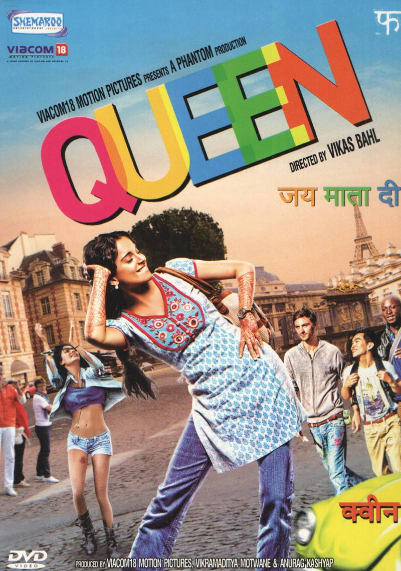 Now Showing: Masand reviews 'Queen', 'Gulaab Gang' and ...