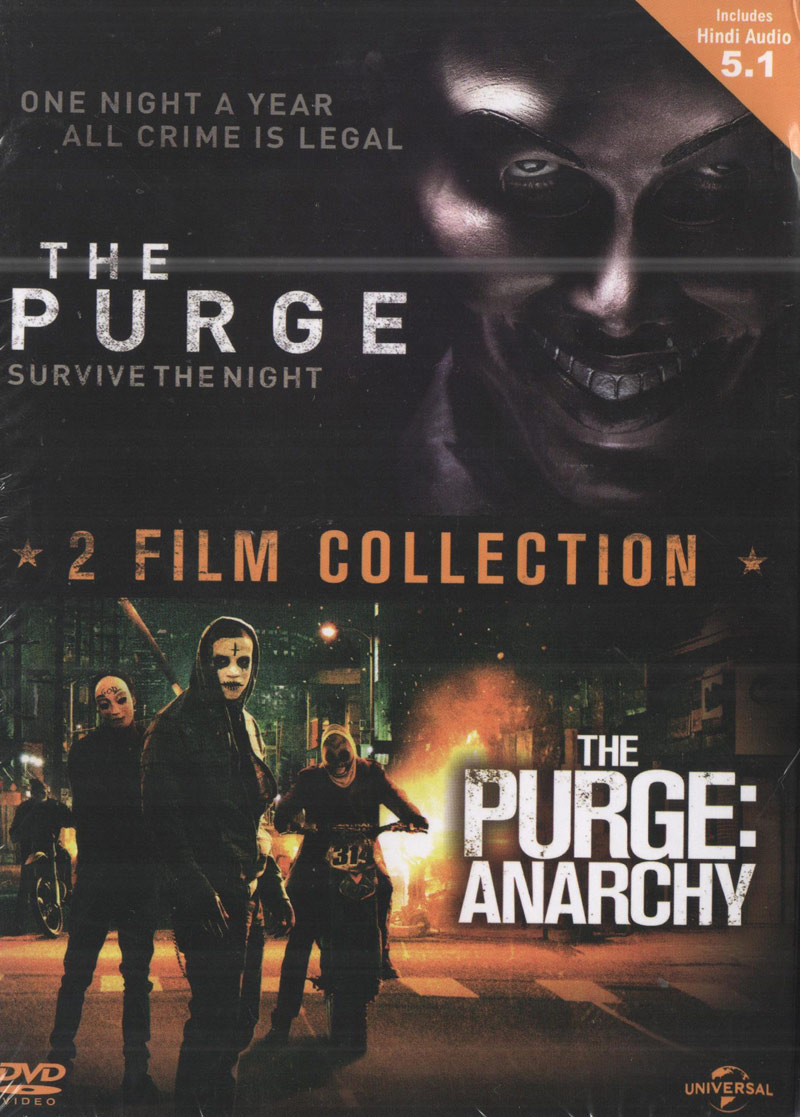 The Purge Anarchy  Wikipedia