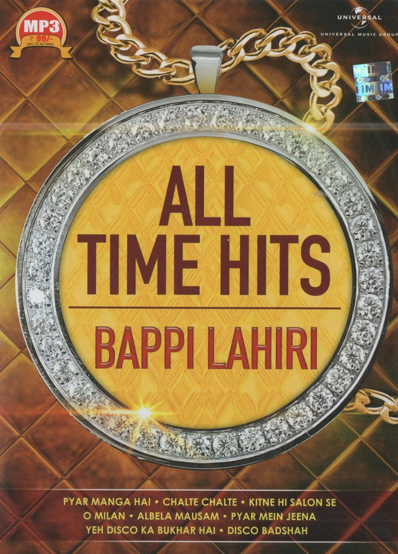 All Time Hits – Bappi Lahiri