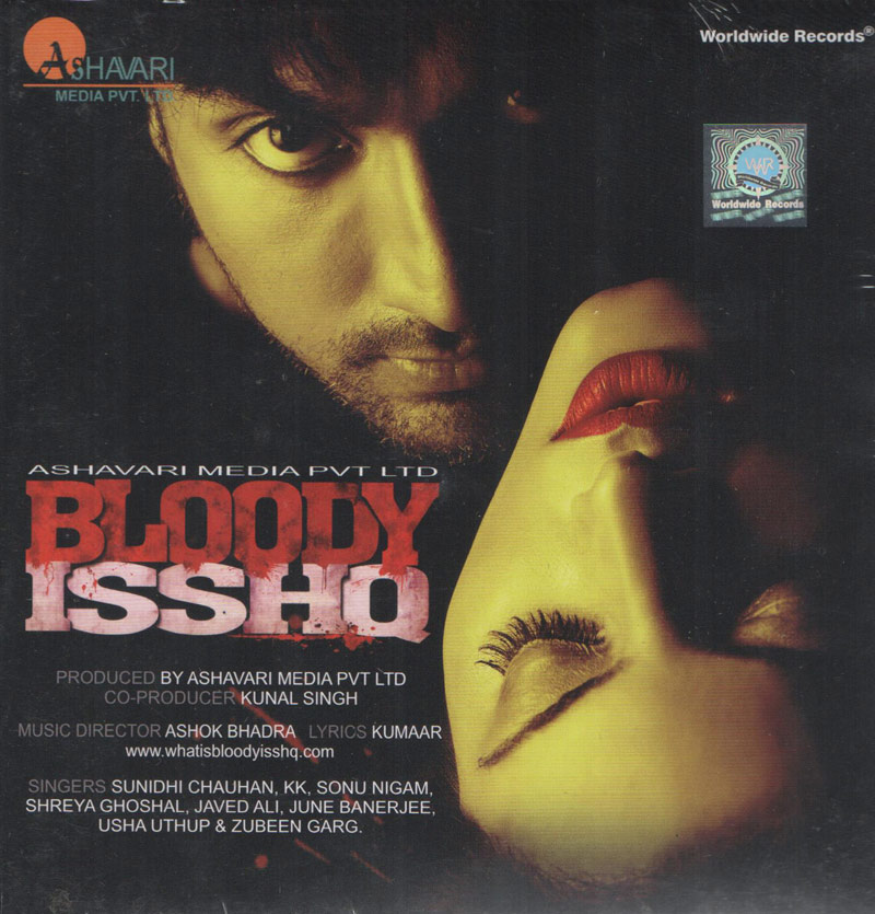 Ye Iahq Nhi Asaan By Aonu Nigam: Buy Bloody Isshq Audio CD Online
