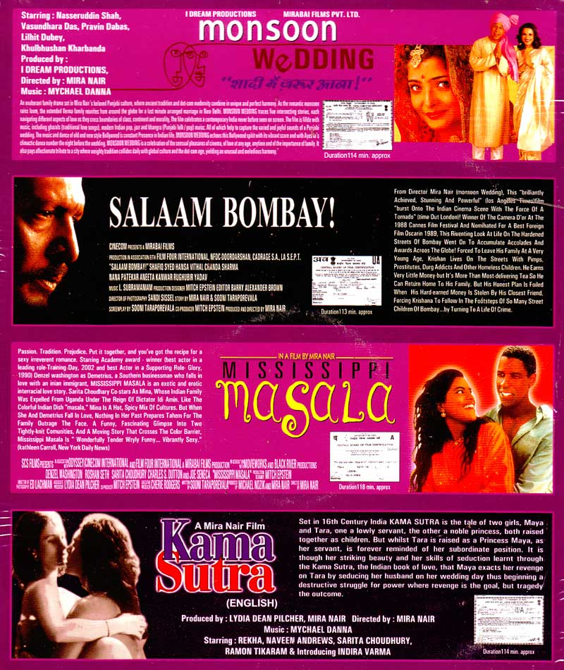 Monsoon Wedding Songs: ULTIMATE COLLECTION -MISSISSIPPI MASALA