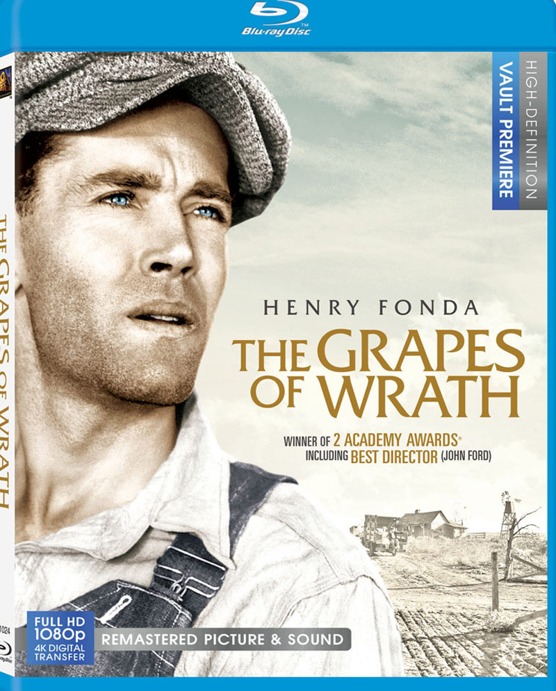 an analysis of the film the grapes of wrath The grapes of wrath (1940): thematic emphasis through visual style vivian c sobchack salt lake city, utah since its release in 1940, the film version of the.