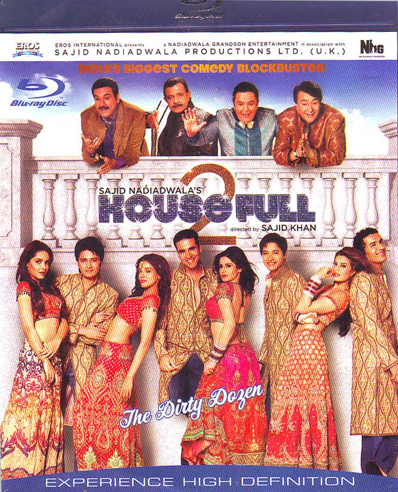 Indian movie housefull 2