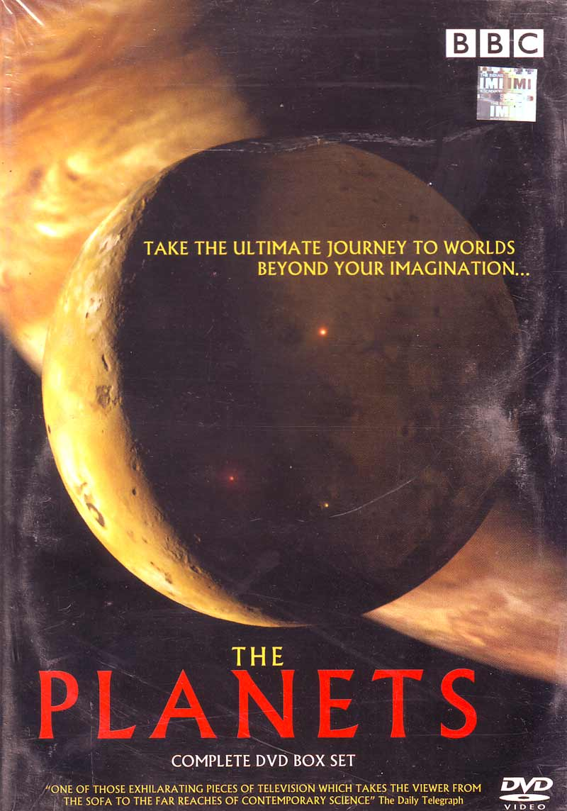 Buy The Planets Complete Series Dvd Online English