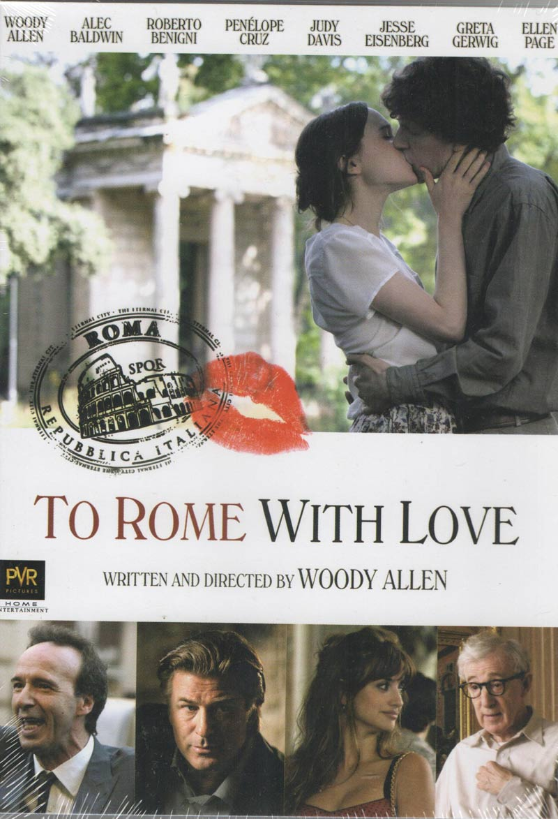 To Rome With Love 2012