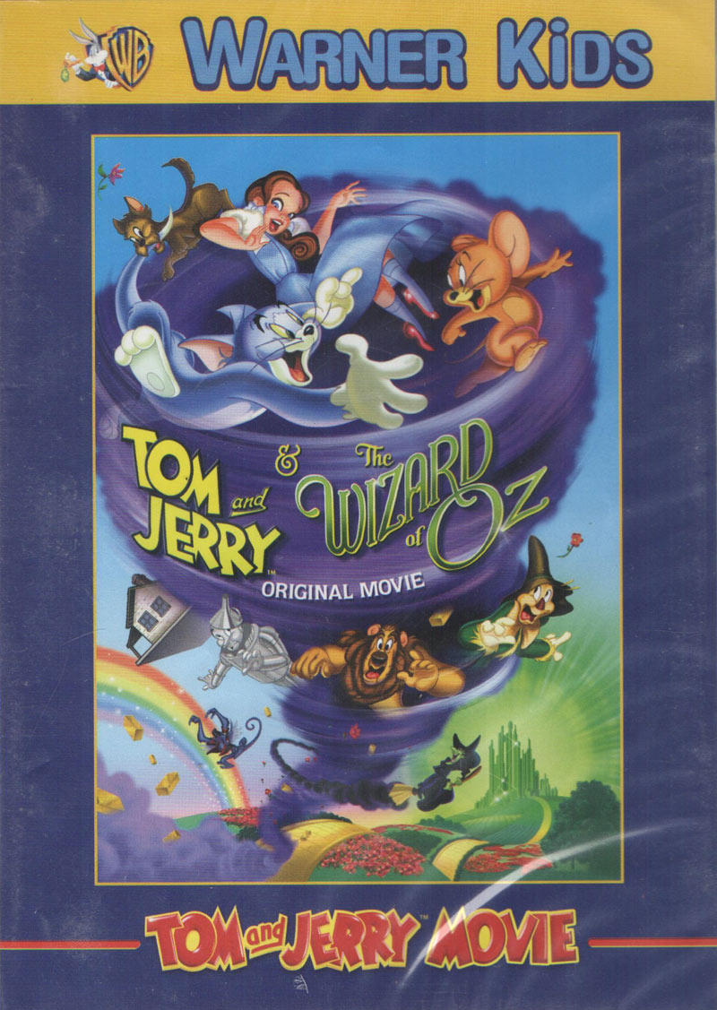 Tom And Jerry Wizard Of Oz Dvd Buy Tom And Jee...