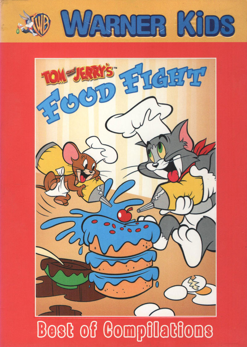 Buy Tom And Jerry - Food Fight DVD online - English Non ...