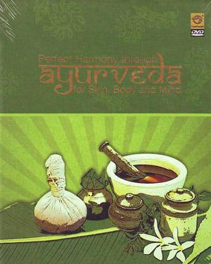 Ayurveda For Skin, Body and Mind poster
