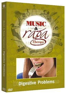 MUSIC & RAGA THERAPY - DIGESTIVE PROBLEM DVD