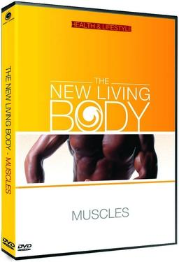 NEW LIVING BODY - MUSCLES poster