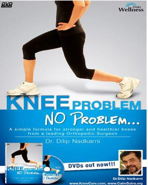 Knee Problem No Problem by KneeGuru poster