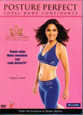 POSTURE PERFECT TOTAL BODY CONFIDENCE DVD