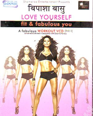Bipasha Basu - Love Yourself Fit - Fabulous You (Hindi) VCD