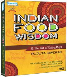 Indian Food Wisdom and the Art of Eating Right (By Rujuta Diwekar) poster
