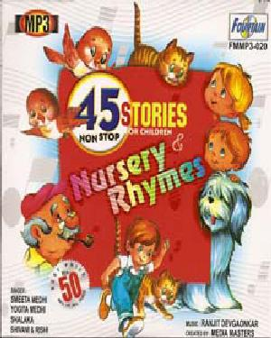 45 Non Stop Stories & Nursery Rhymes poster