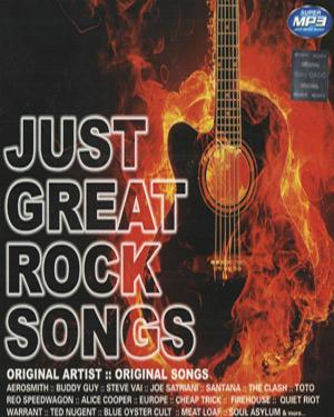 Just Great Rock Songs poster