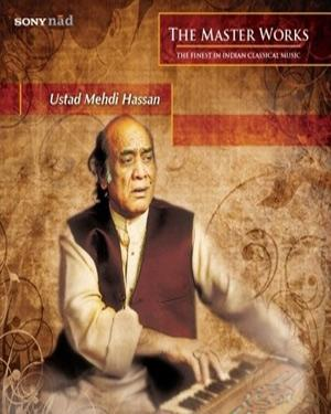 The Master Works - Mehdi Hassan poster