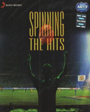 SPINNING THE HITS poster