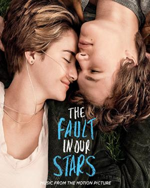 The Fault in our Stars OST poster